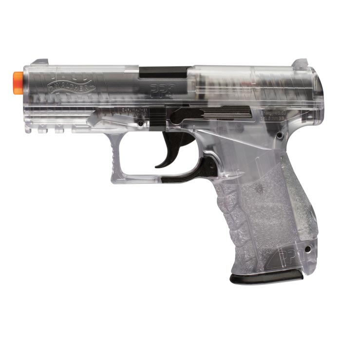 Umarex Walther PPQ Spring Airsoft Pistol Kit G�� Clear