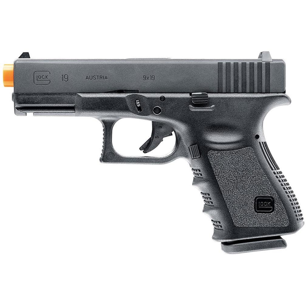 Umarex Glock G19 Gen 3 CO2 Airsoft Pistol