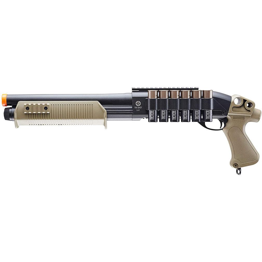 Umarex Spring Powered Tactical Force Tri-shot Pump Shotgun