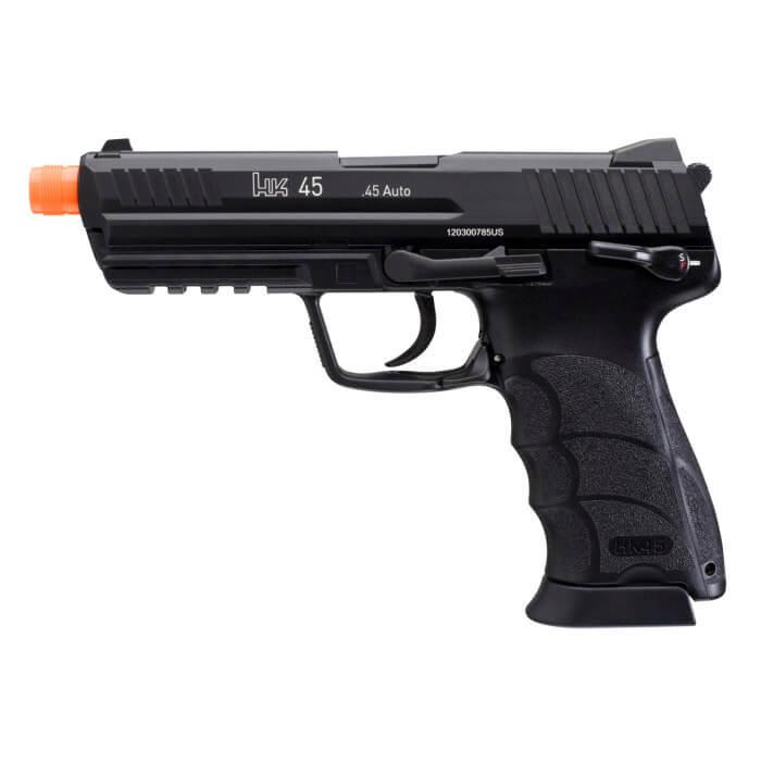 Umarex Heckler & Koch HK45 GBB 6mm Airsoft Pistol