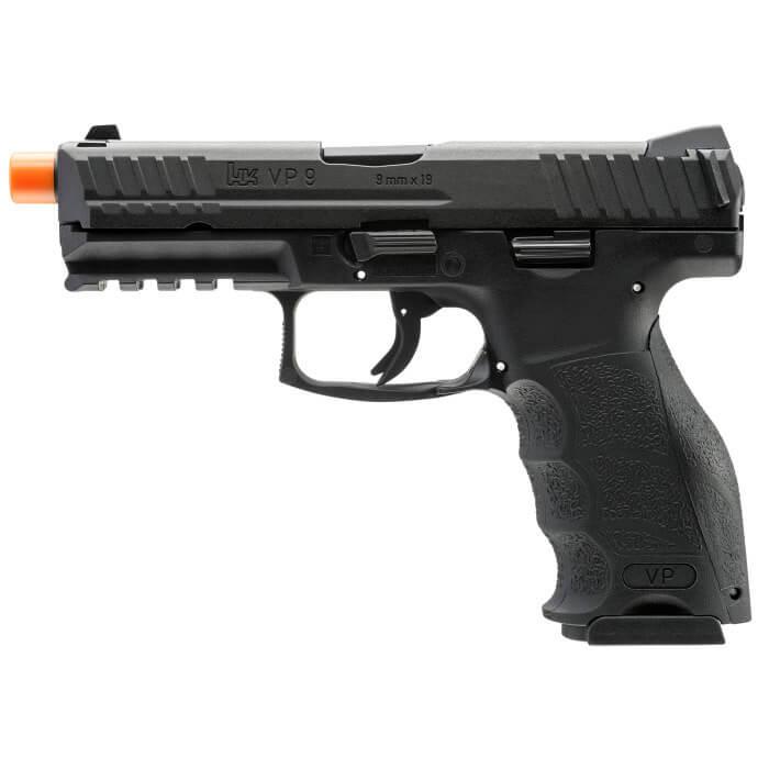 Umarex Heckler & Koch VP9 Striker Semi-Auto GBB Airsoft Pistol