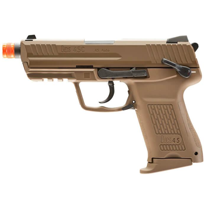 Umarex Heckler & Koch HK45 CT Airsoft Pistol