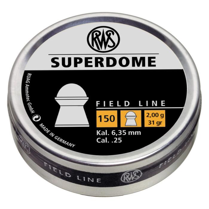 Umarex *2315974* RWS superdome .25 150ct