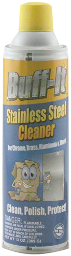 MAX PRO SSC-003-128 STAINLESS STEEL CLEANER & POLISH