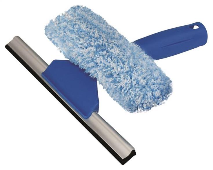 SQUEEGEE/SCRUBBER 6IN MINI