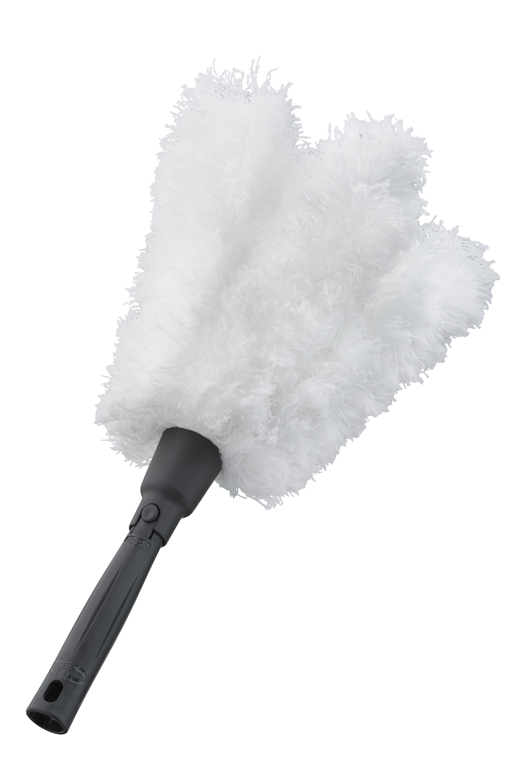 UNGER 964440 MICROFIBER FEATHER DUSTER ATTRACTS UP TO