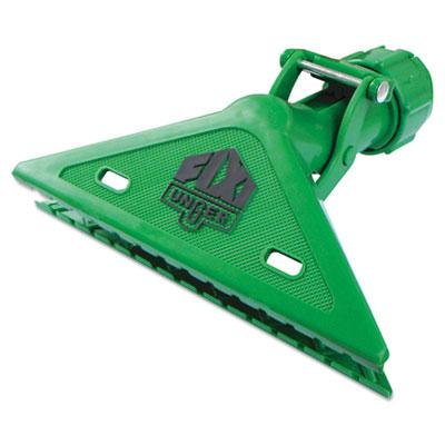 Fixi Clamp, Plastic, Green