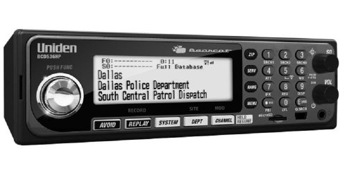 UNIDEN BCD536HP Bearcat Digital Base/Mobile Scanner