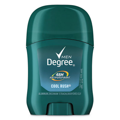 Men Dry Protection Anti-Perspirant, Cool Rush, 1/2 oz