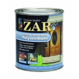 32713 1 Gallon Sat Exterior Water Based Poly