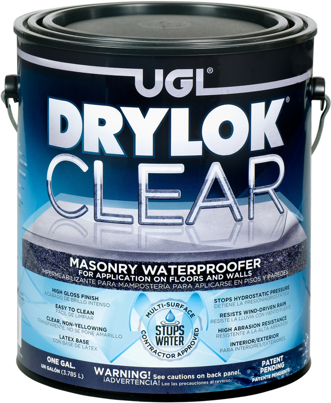 20913 1 Gallon Clear Drylok Waterproof