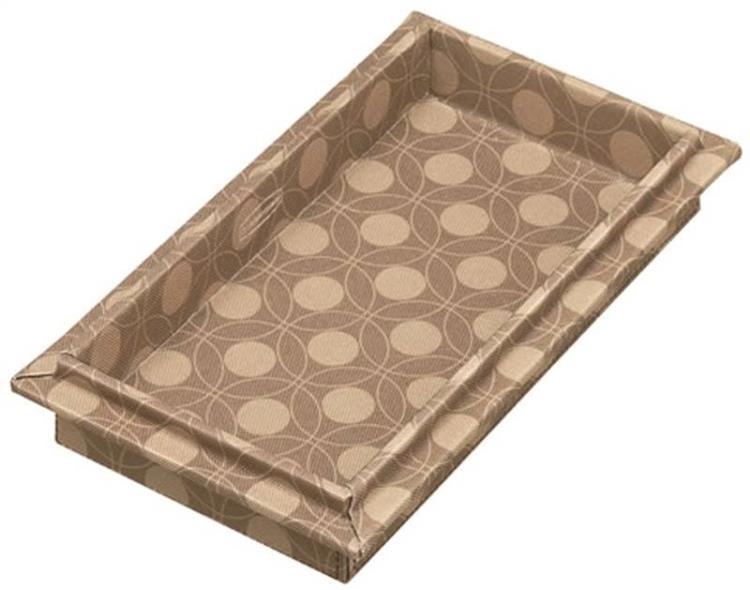 Rubbermaid 1789304 Medium Storage Box Lid, Brown