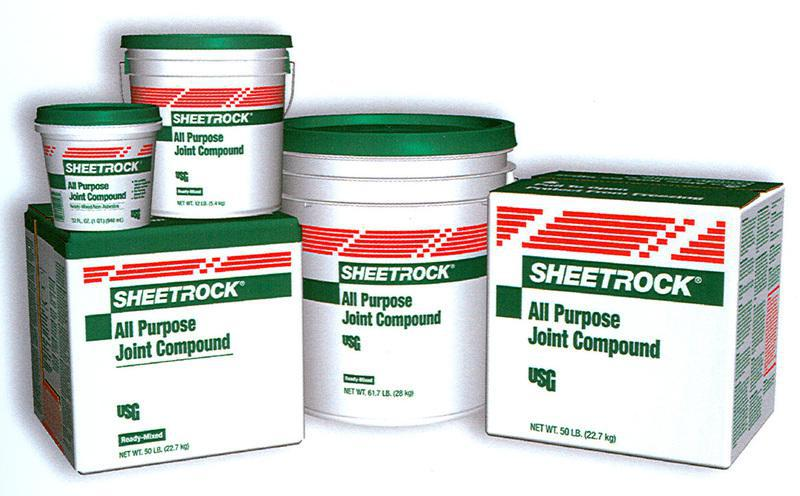 Usg-Ap3 Quart All Purpose Joint Compound