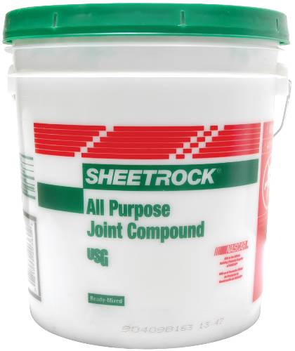 SHEETROCK� WALLBOARD JOINT COMPOUND, 5 GALLON