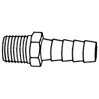 HOSE BARB MALE MARINE 5/16 INC