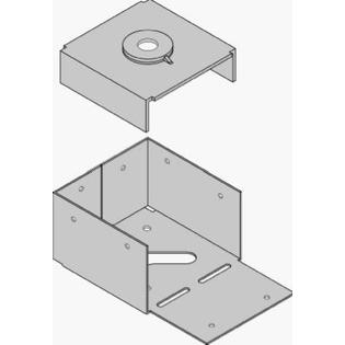 4X4 4-Side Post Anchor