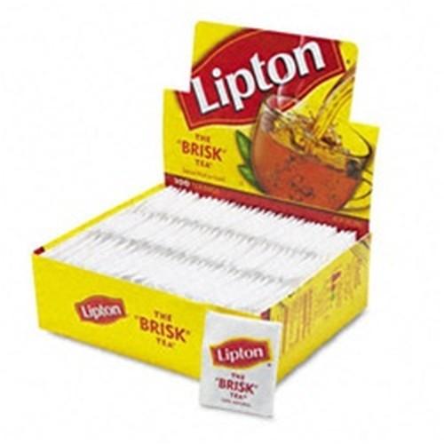 Lipton Tea Bags, Regular Tea, 100 Tea Bags