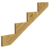 STAIR STRINGER 4-STEP 47.5IN