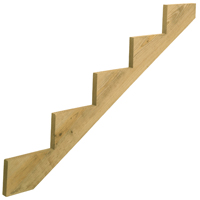 STAIR STRINGER 5-STEP 59.5IN