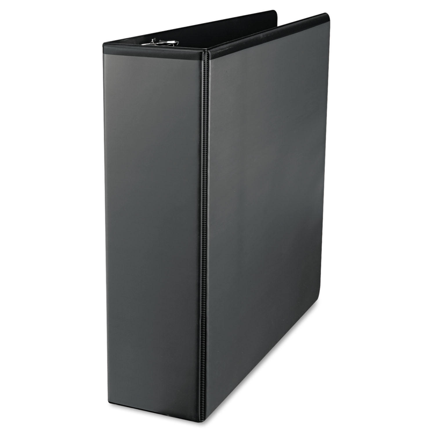 "Slant-Ring Economy View Binder, 3"" Capacity, Black"