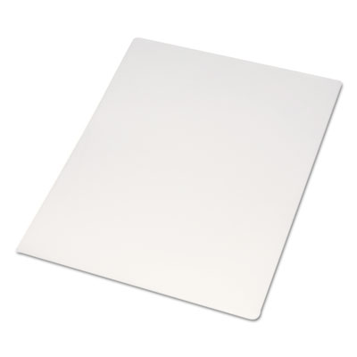 Clear Laminating Pouches, 3 mil, Menu, 18 x 12, 25/Pack