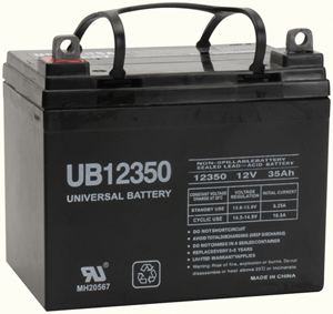 UPG 85980/D5722 Sealed Lead Acid Battery (12V; 35Ah; UB12350)