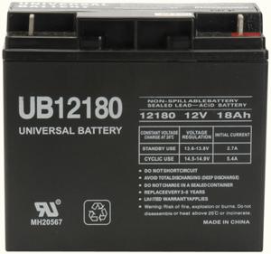 UPG 85977/D5745 Sealed Lead Acid Battery (12V; 18Ah; UB12180)