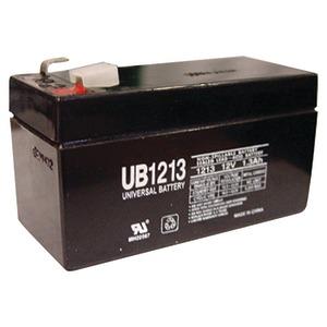 UPG D5738 UB1213, SEALED LEAD ACID BATTERY CASE, 20 PK