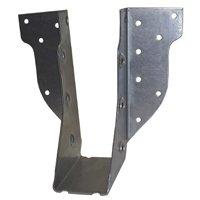 USP Lumber HUS26 Double Shear Slant Joist Hanger, 2 X 2 - 8 in, 16 ga T, 2635 lb, Steel