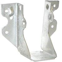 USP Lumber JUS28-TZ Double Shear Slant Joint Hanger, 2 in L X 8 in H, 1075 lb, 18 ga Steel