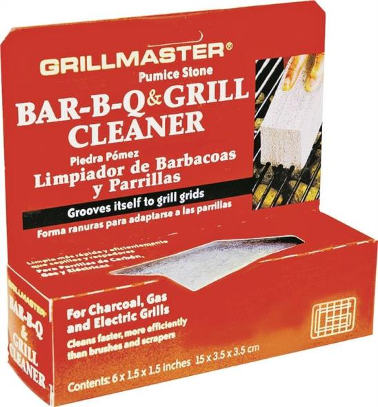 Grill Master BQS-12T Grill Cleaner Kit, 12 Pieces, 6 in Length X 1-1/2 in Width X 1-1/2 in Height