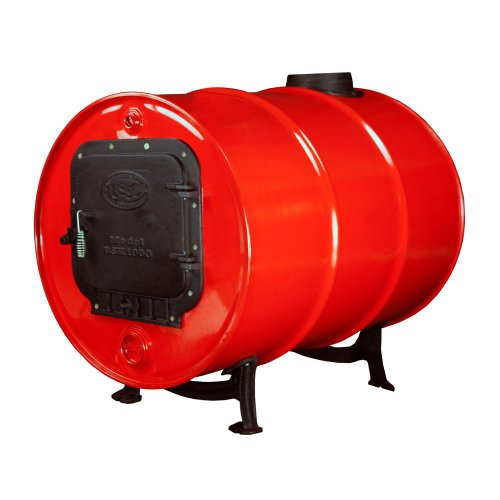BSK1000 BARREL STOVE KIT