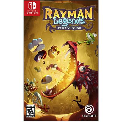Rayman Legends DE Switch