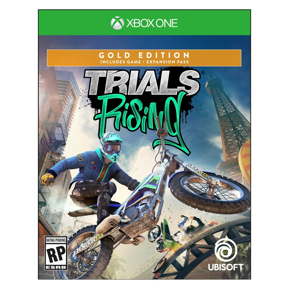 Trials Rising Gold Edition XB1
