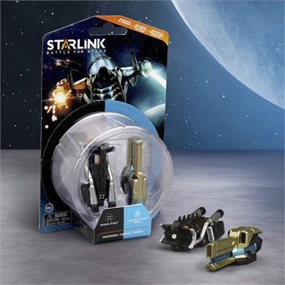Starlink Battle Iron Fist Pack