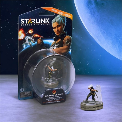 Starlink Battle Razor Pilot