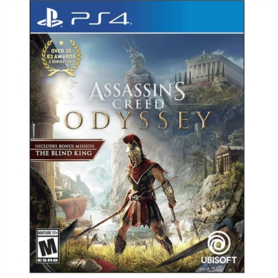 Assassins Creed Odyssy PS4 Sta