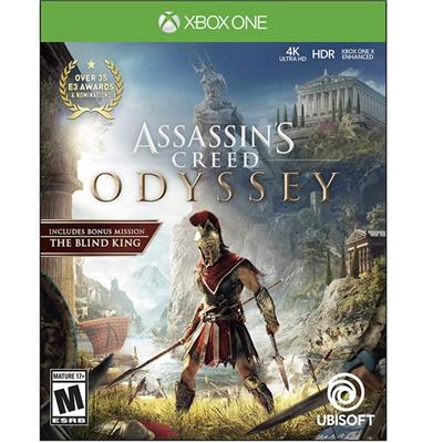 Assassins Creed Odyssy XB1 Sta