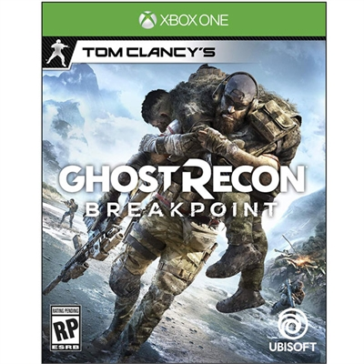 Ghost Recon Breakpoint XB1