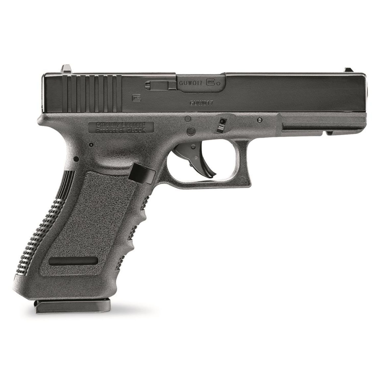 Umarex GLOCK  17 GEN3 Blowback - Black
