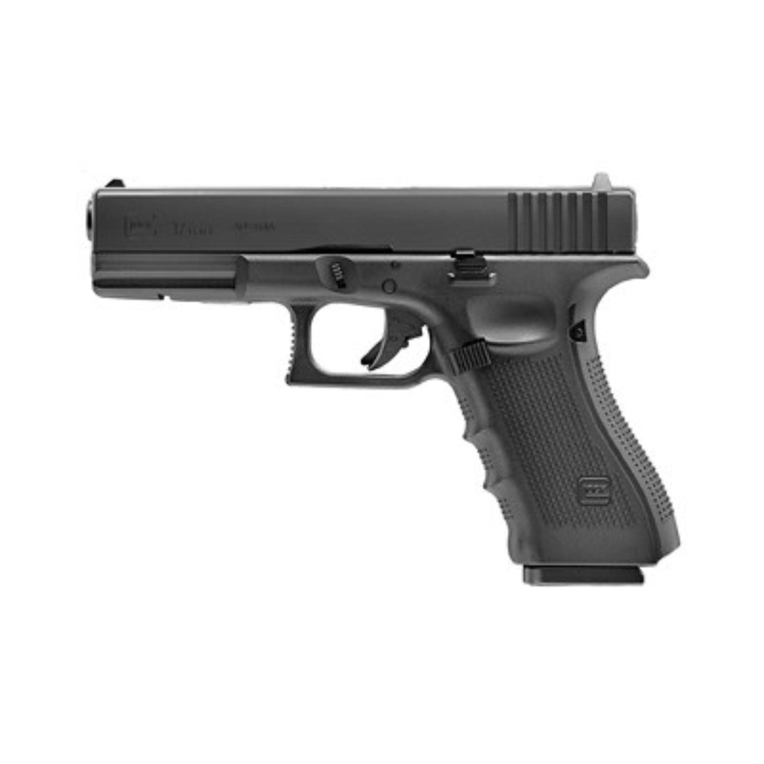 Umarex GLOCK 17 GEN4 Blowback - Black
