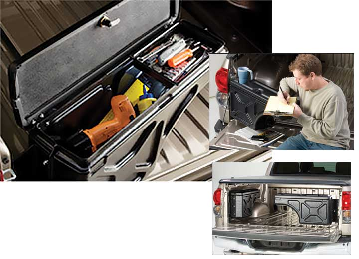 05-17 TACOMA DRIVER SIDE SWING CASE
