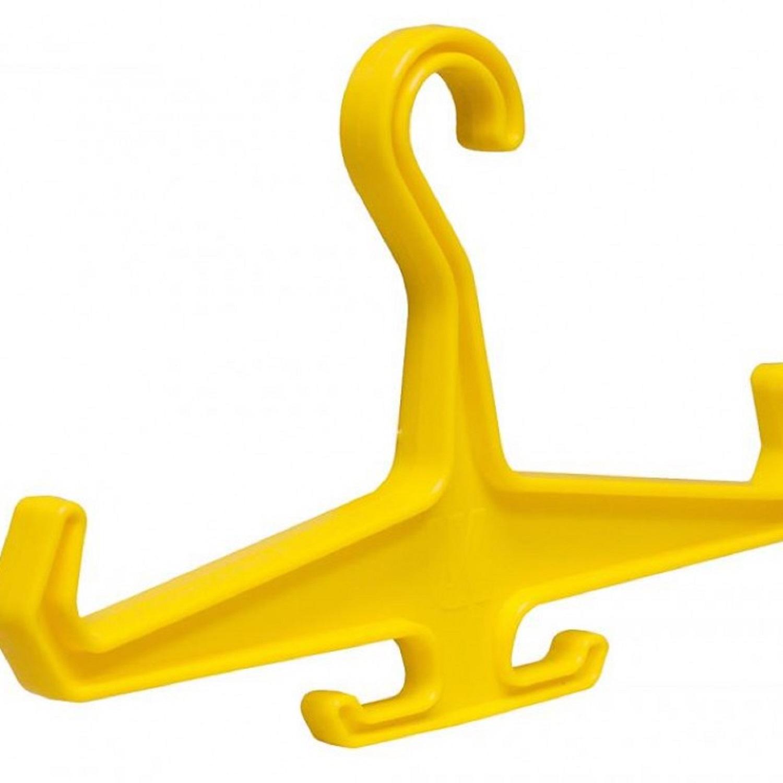 Underwater Kinetics Super BC-Regulator Hanger - Yellow