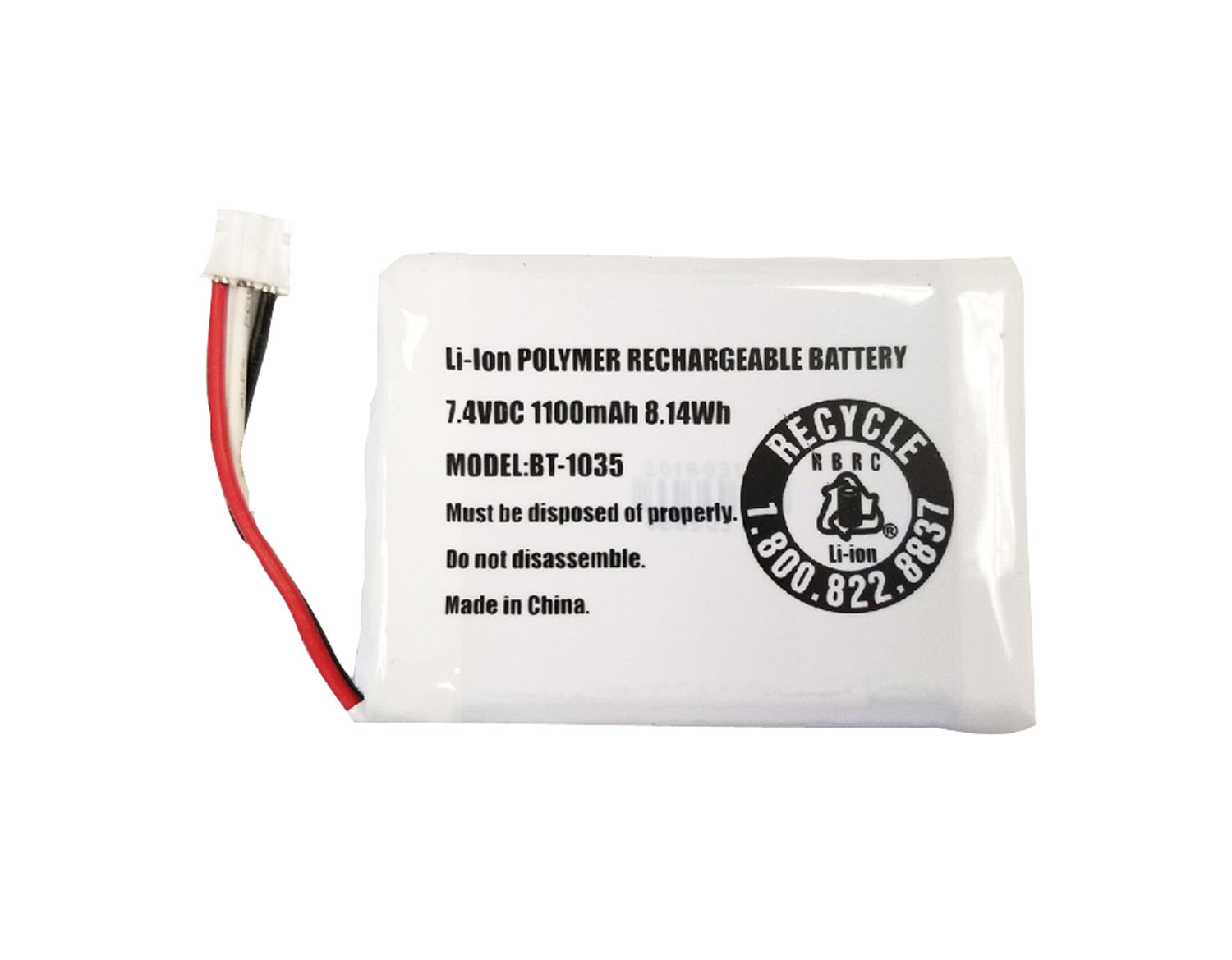 UNIDEN - REPLACEMENT BATTERY FOR ATLANTIS270 (BT1035)