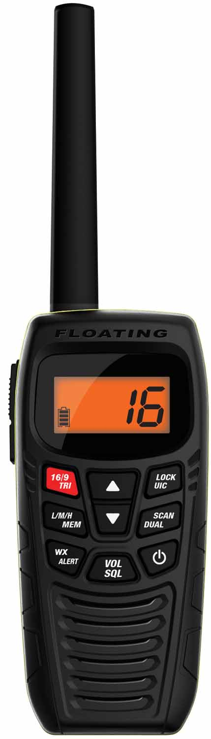 TRI POWER FLOATS WX GLOW SEALS AC/DC ADAPT CHARGER