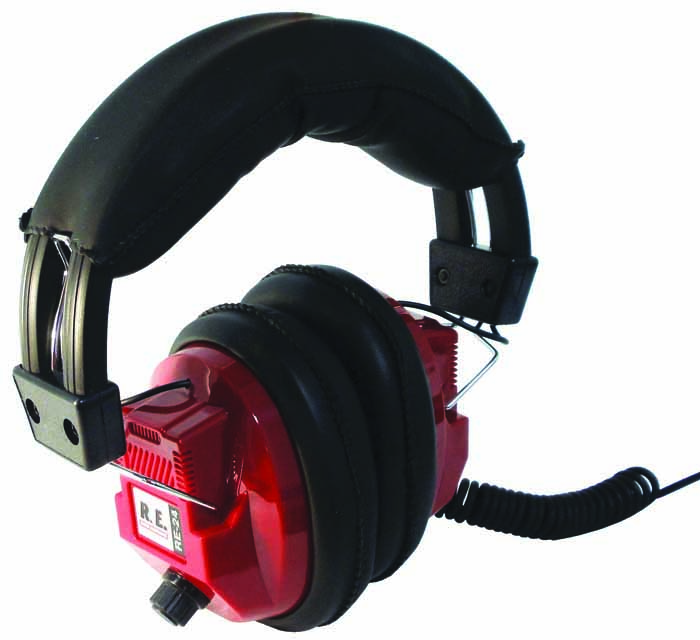 RACING HEADSET FOR SCANNERS W/DUAL VOLUME CONTROL