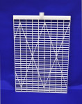 "DE Grid, Rectangular, Sta-Rite, 11"" Wide x 18"" Long"