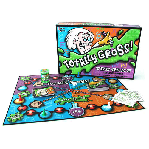Totally Gross Game: The Game of Science