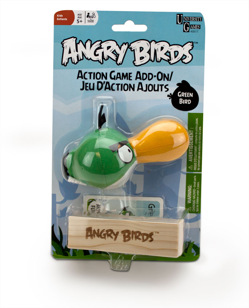 Angry Bird Action Game Add-On