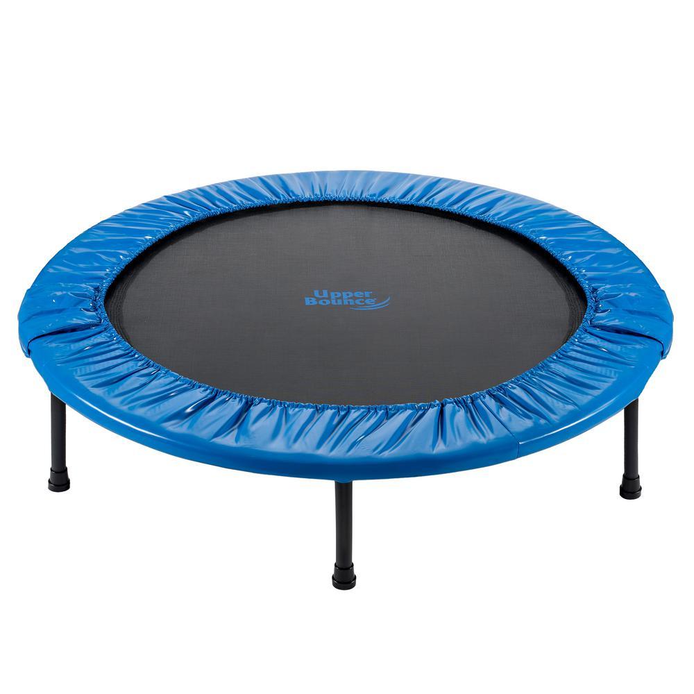 """Upper Bounce 36"""" Mini Foldable Rebounder Fitness Trampoline"""